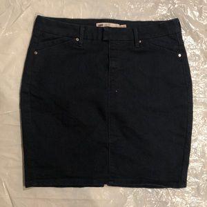 Levi's Denim Skirt.  Size 12